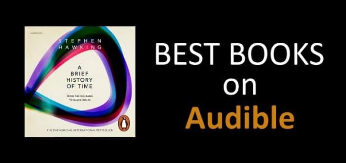 Best Books On Audible