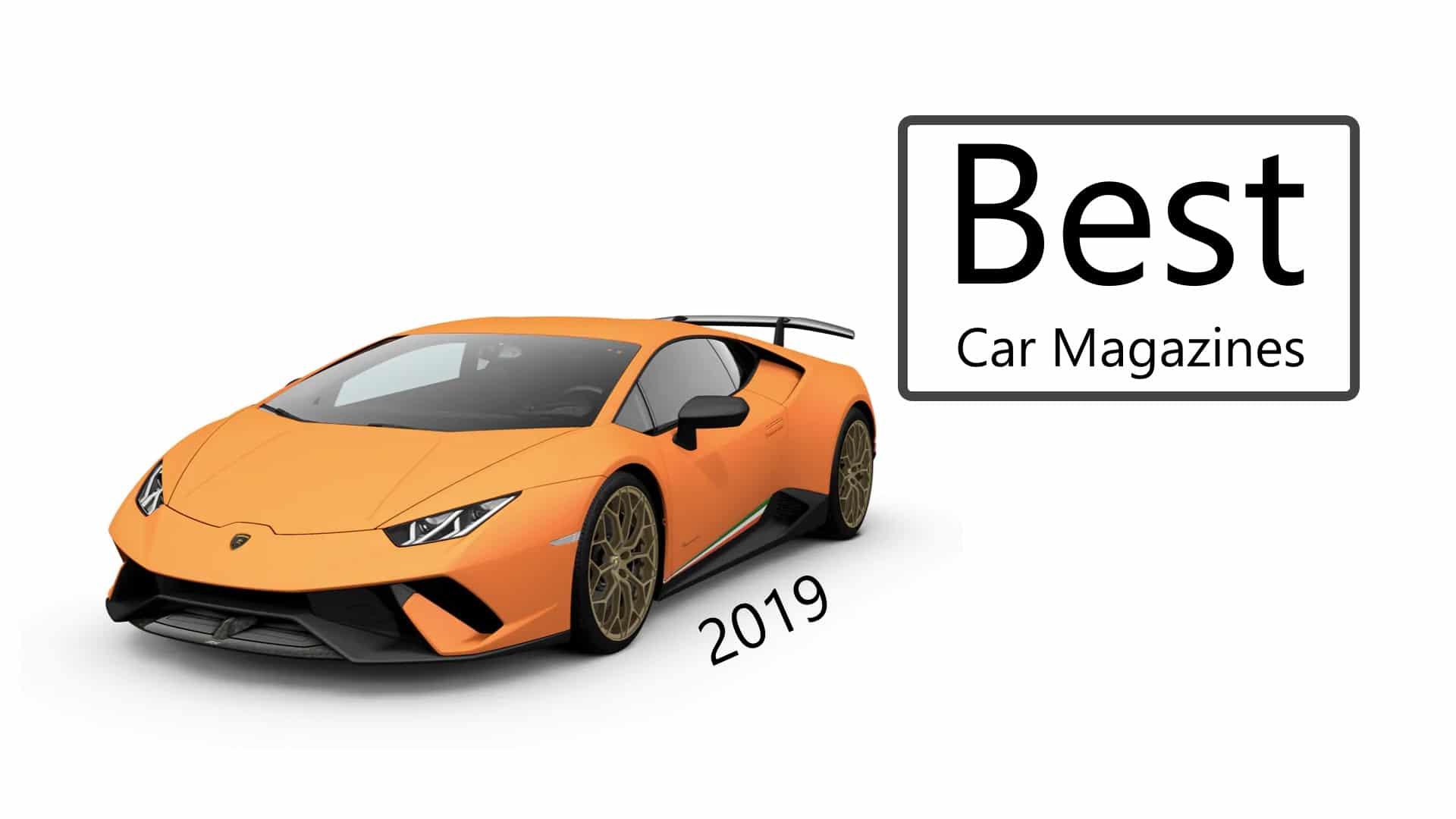 Best Car Magazines
