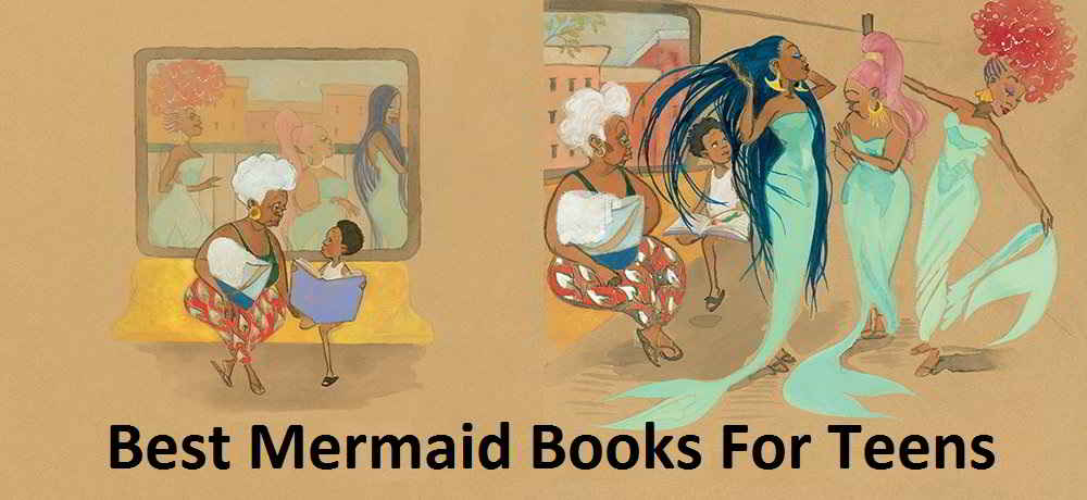 Best Mermaid Books For Teens