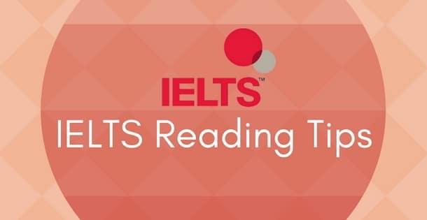 IELTS Reading Tips